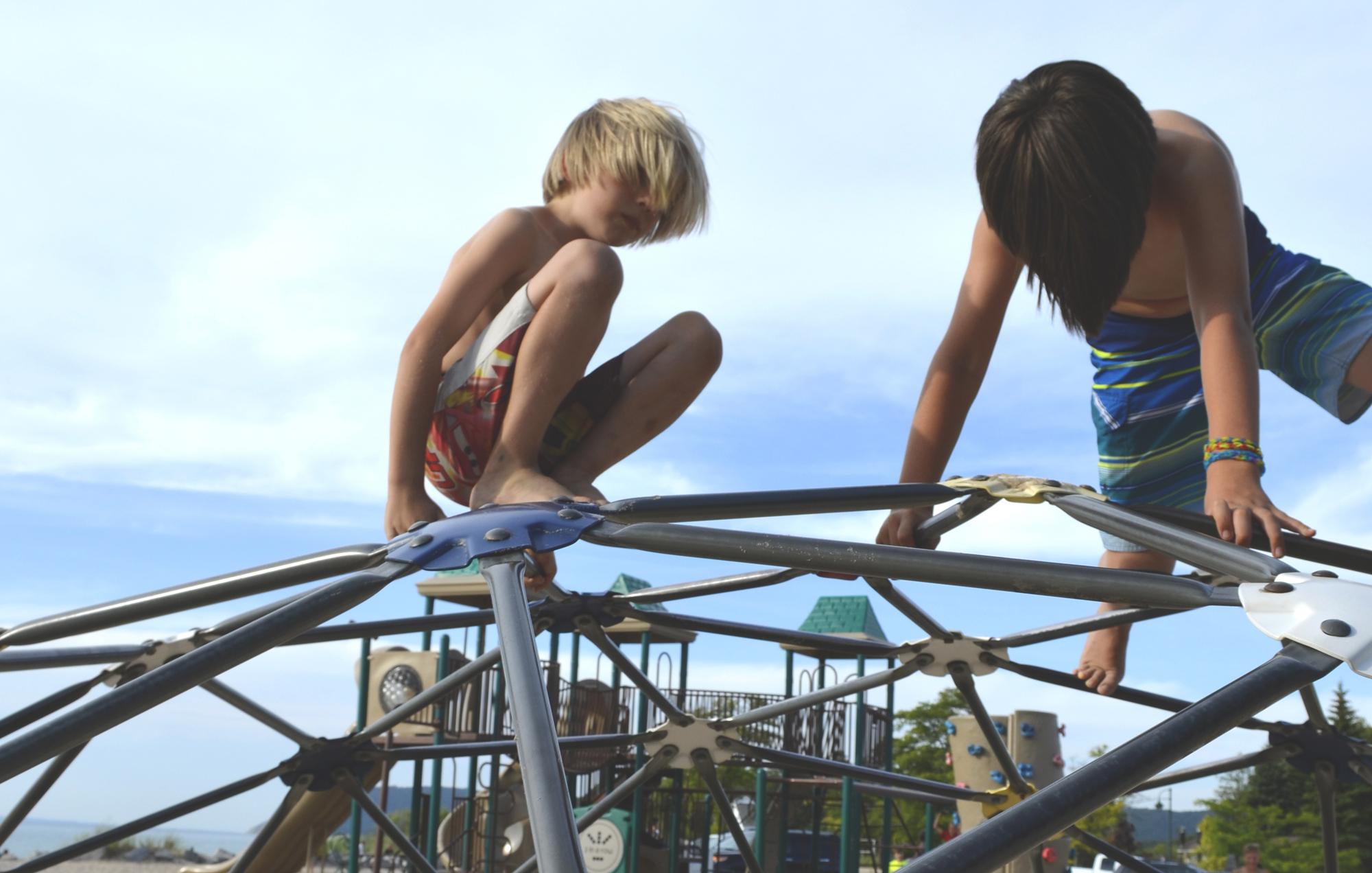 Empire beach playground