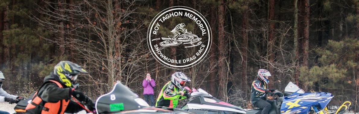 Empire Snowmobile Drag Race / Roy Taghon Memorial - Empire Chamber